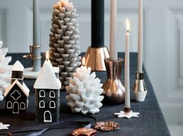Christmas table setting ideas feature