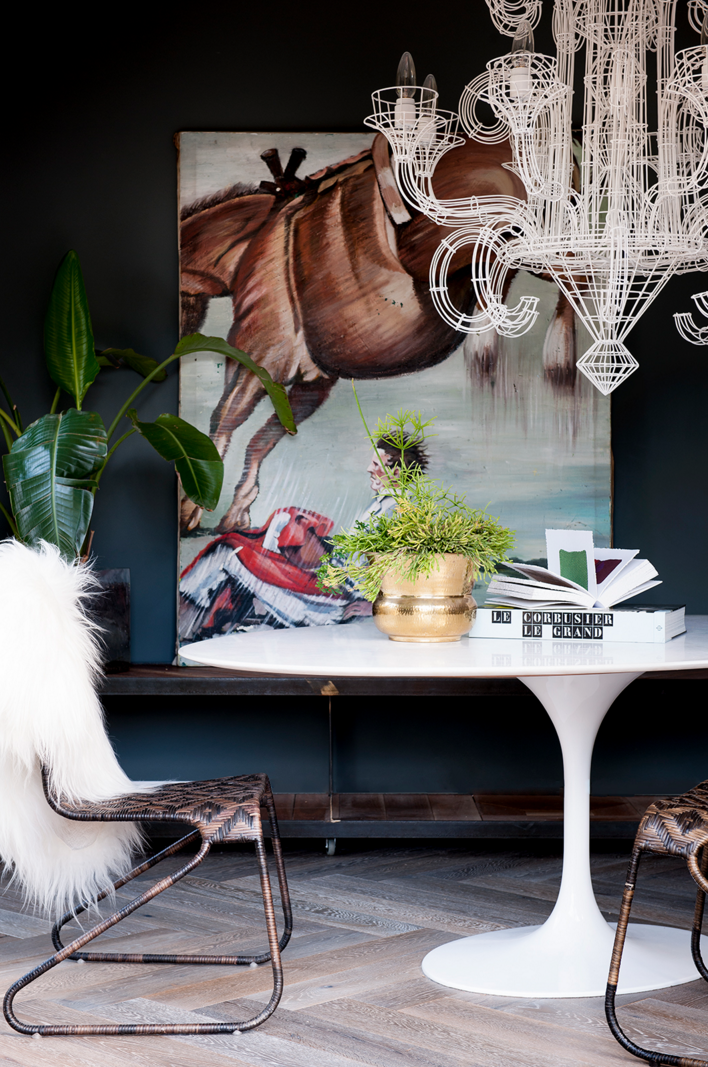 Society of Wanderers tips on adding greenery to your home