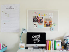 Design is Yay workspace