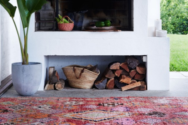 Rug feature