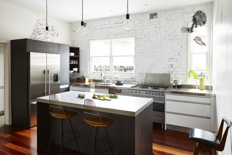 Industrial kitchen finding your kitchen style