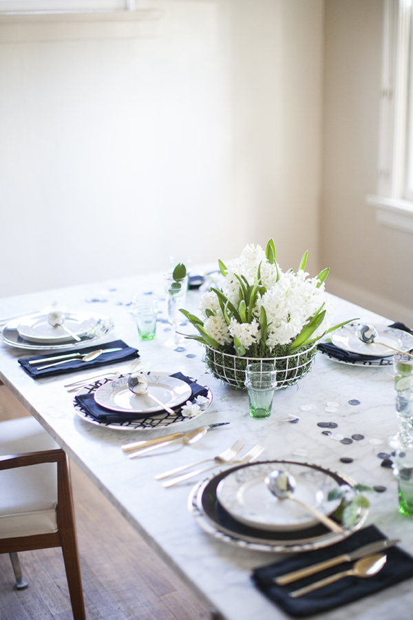 Easter table setting idea & 5 Fabulous Easter Table Setting Ideas l Easter Inspiration
