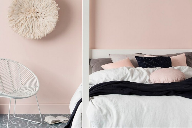 A look at the latest colour trends from Haymes, The Colour Library