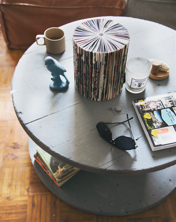 Jason Grant coffee table styling