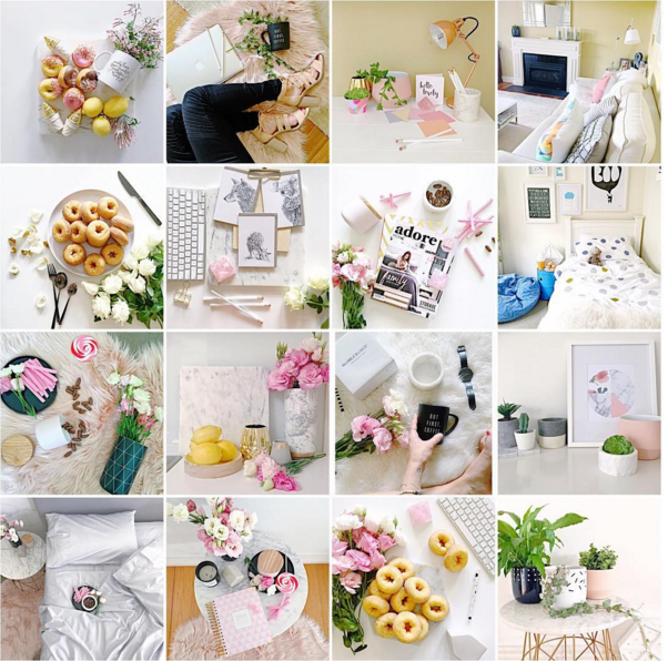 How to Style a Vignette by The Stylist Splash