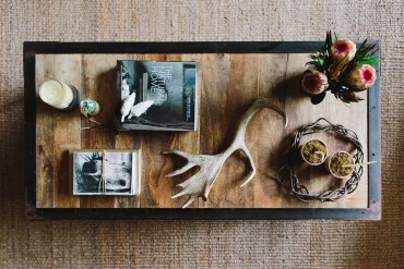 Emma Blomfield coffee table