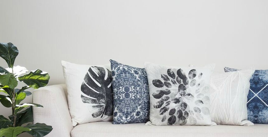Rachel Kennedy Designs cushions