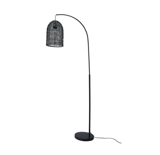 Black Kmart floor lamp stylish floor lamps