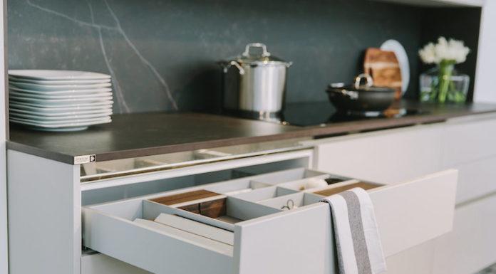 Classic kitchen bench