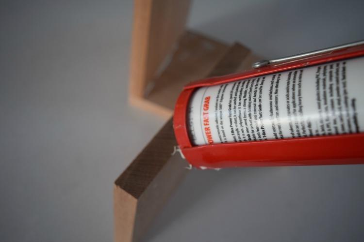 Glue timber