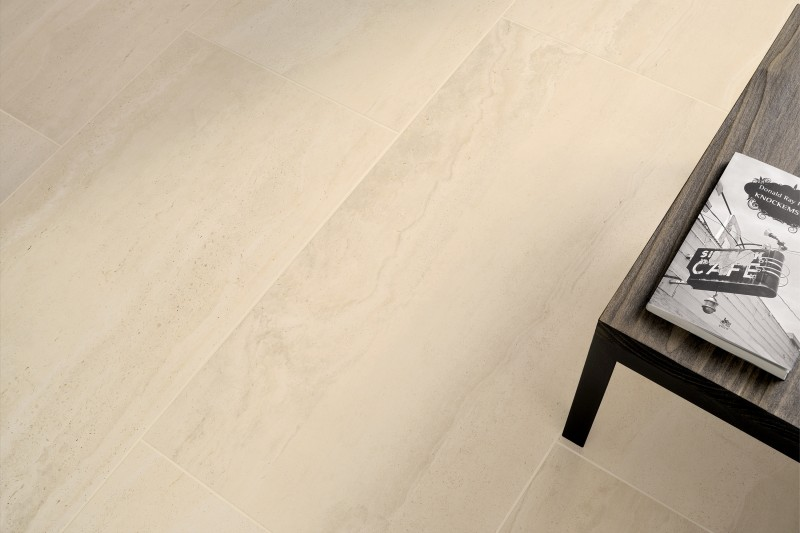 Sand travertine tile