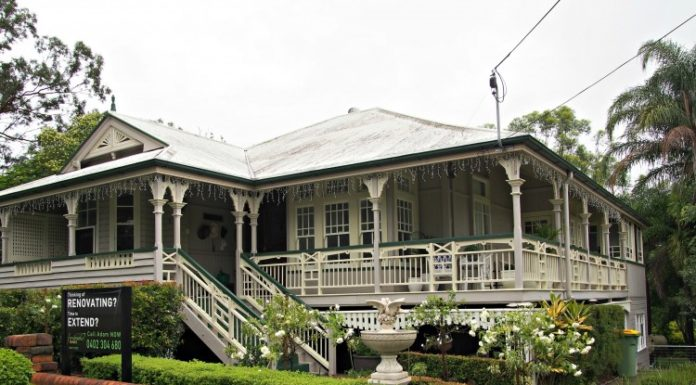 Queenslander house