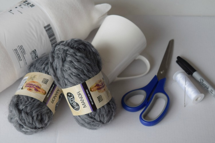 Items you will need DIY pom pom throw