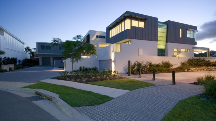 Waterline Bulimba project by Undercover Architect