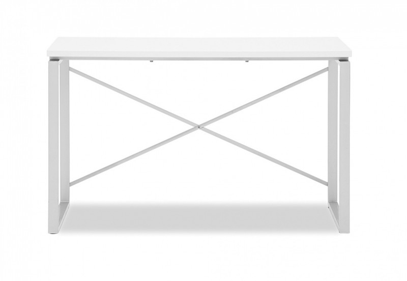 Super Amart white desk