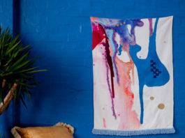 Art on textile