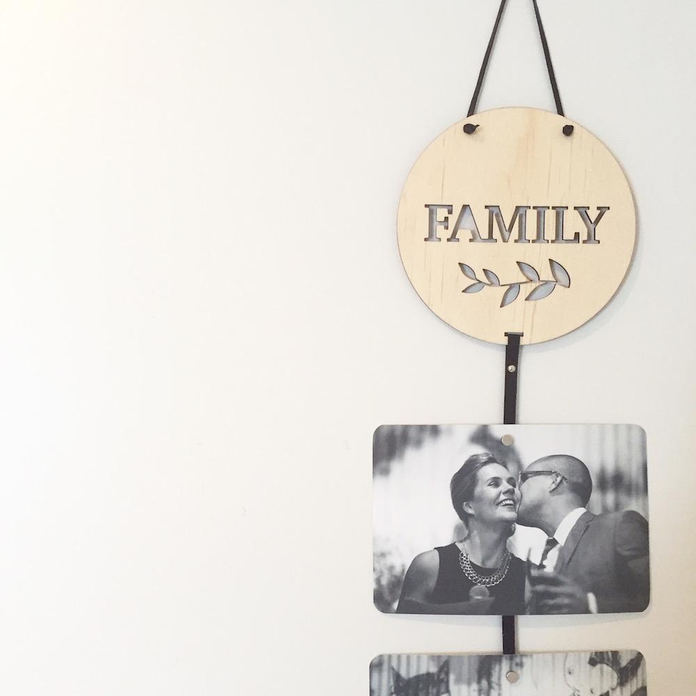 Family memory drop