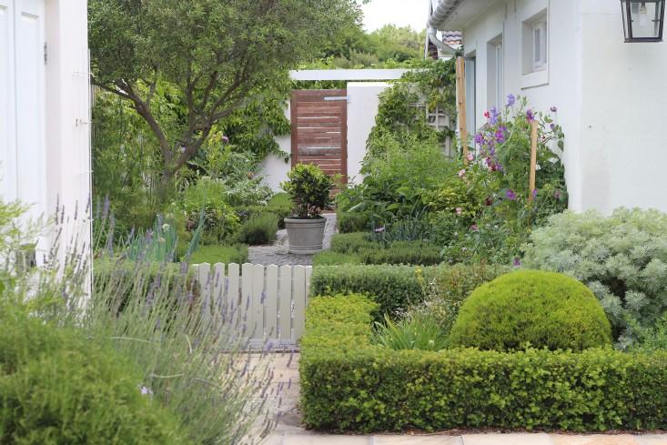 Outdoor garden