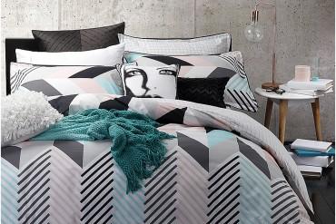 Rio mint bedding