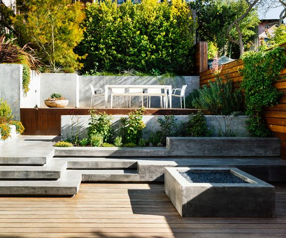 10 Contained, cosy and private gardens l Outdoor inspiration - photo#6