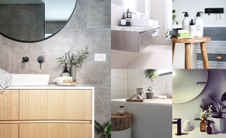 One Week Left To Join In The Bathroomstyling Style Curator Challenge - One week bathroom