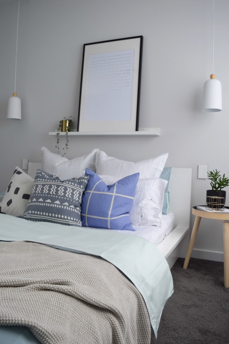 How to style a bed like a pro: Bed styling tips and tricks