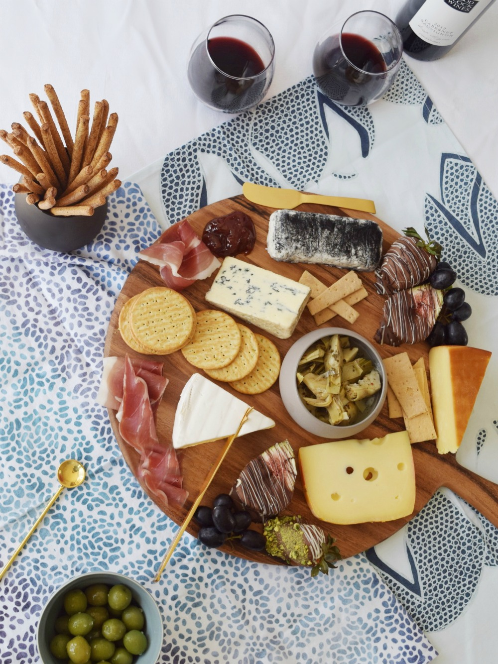 cheeseboard-styling