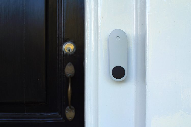 Doorbells just got smart: App controlled doorbell