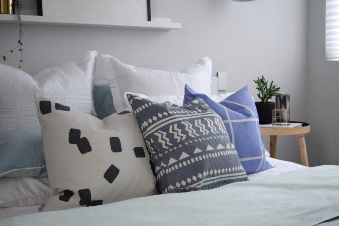 Mix and match cushion prints