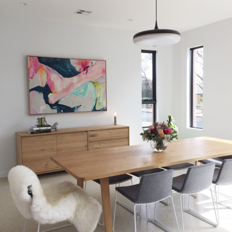 Gina's home: Dining room reveal