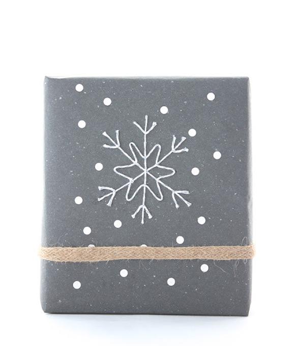 Snowflake twine