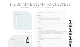 Free year round cleaning