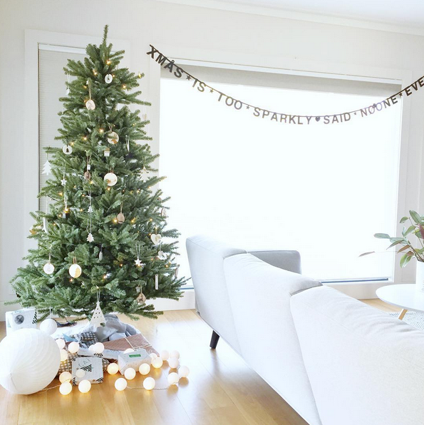 Half way through the December festive #stylecuratorchallenge with United Interiors