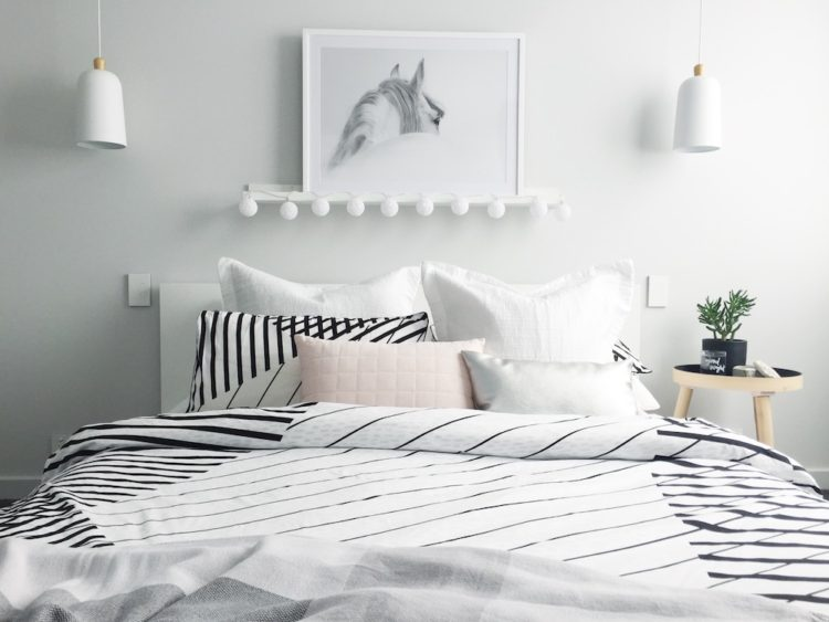 3 bedding looks to inspire you to embrace printed quilts