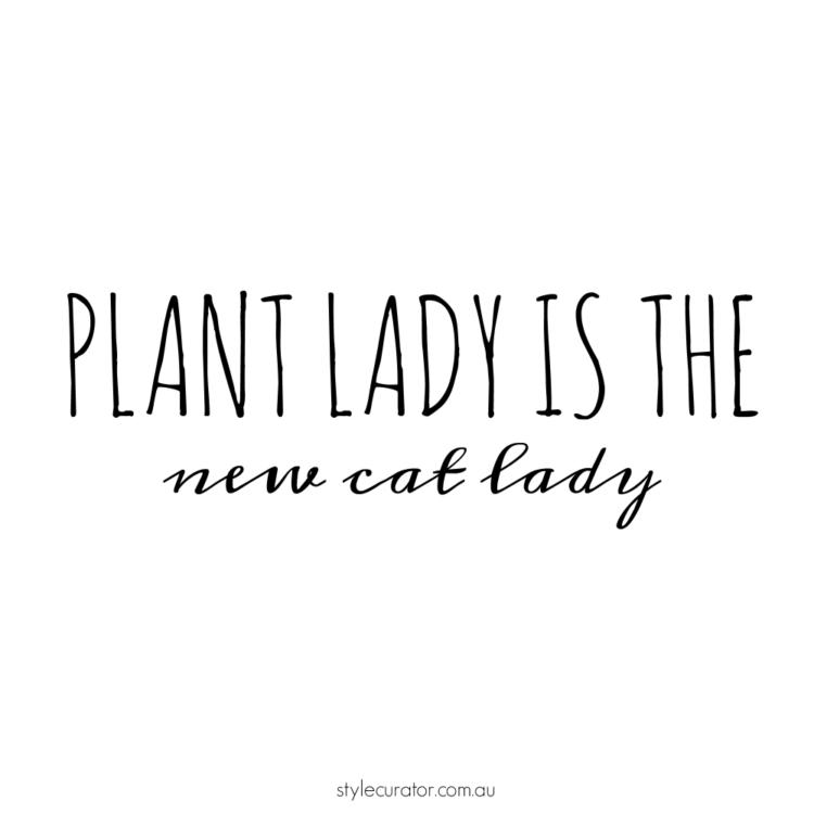 Plant lady meme