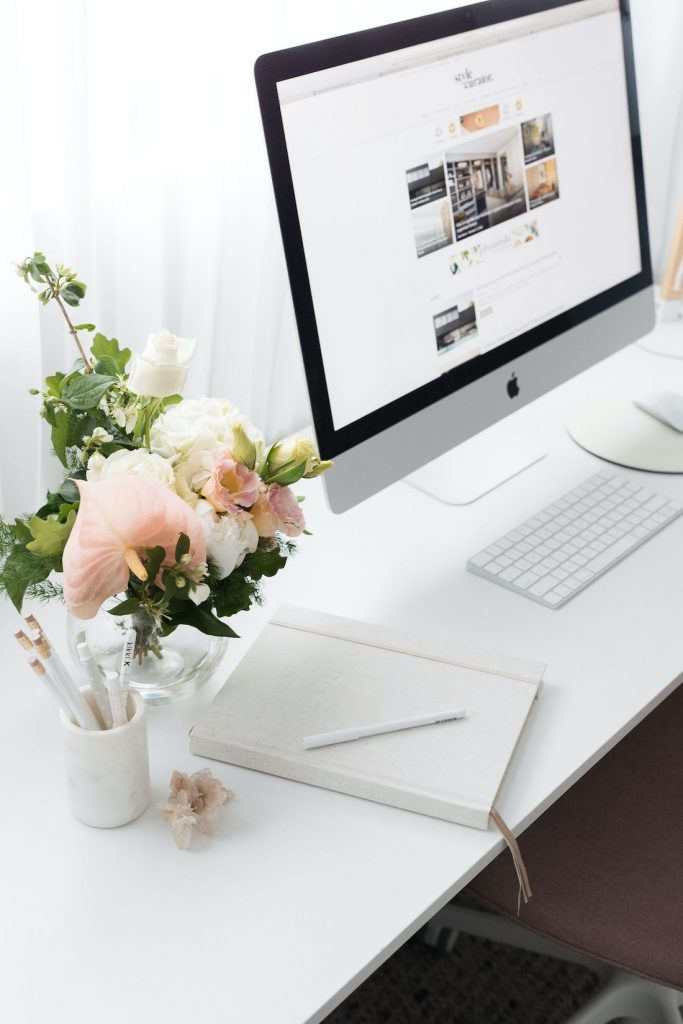 Workspace to achieve goals quick ways to freshen up your home