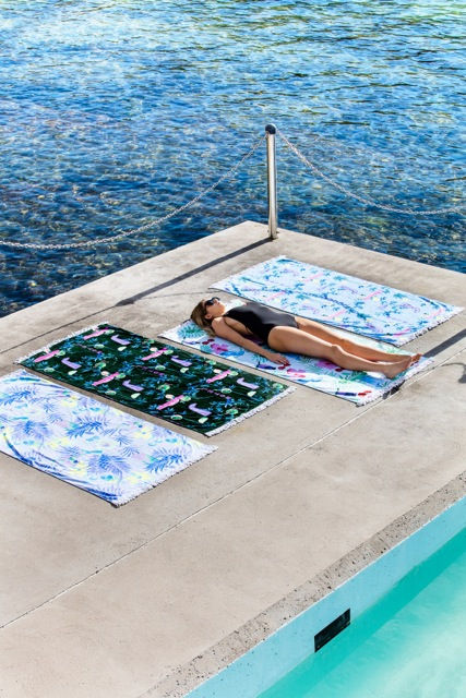 Bondi towels