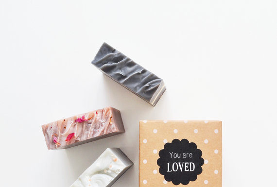 Vice and Velvet soap sets