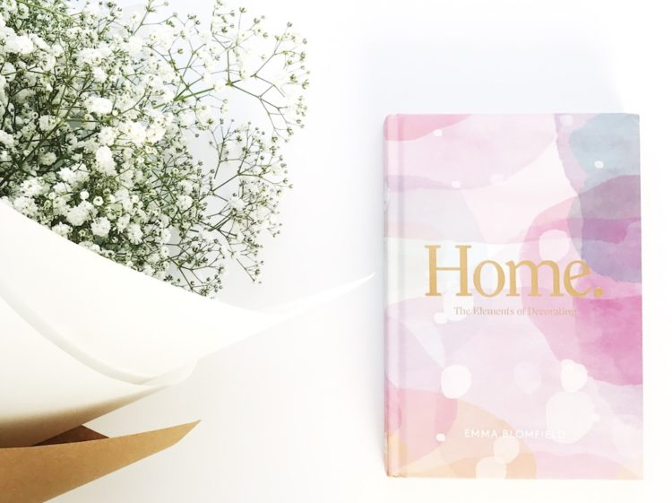 VIDEO book review: 'Home. The Elements of Decorating' by Emma Blomfield
