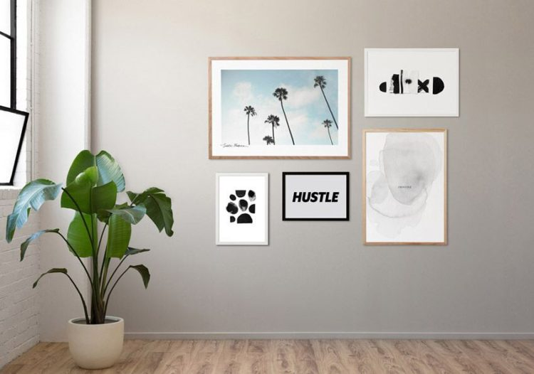 How to create the perfect gallery wall - STYLE CURATOR