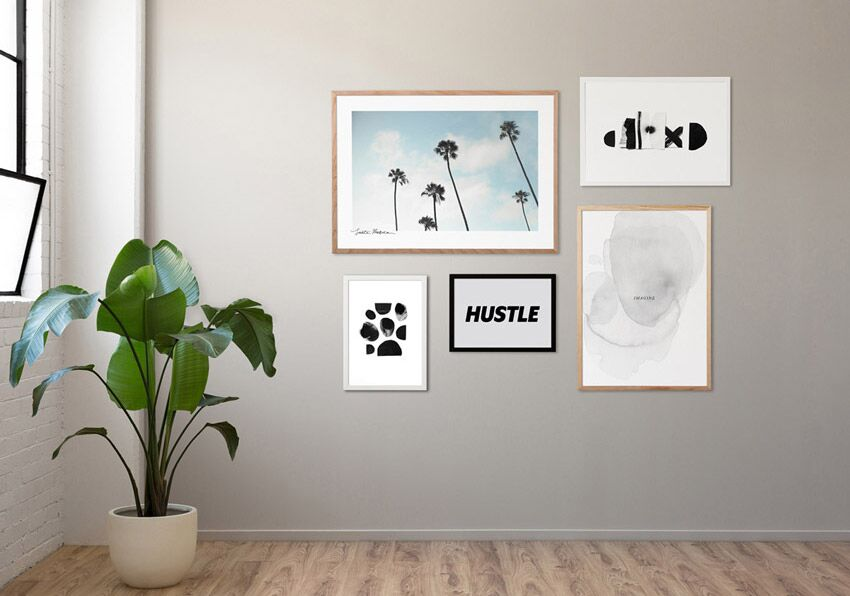 Mix frames - STYLE CURATOR