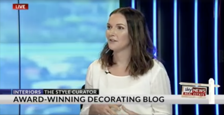 Watch my first live TV appearance and discover where to shop in Canberra