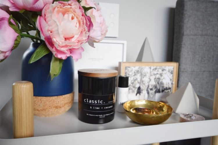 How to style your bedside table: Bedside styling ideas