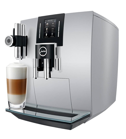 product review jura j6 automatic coffee machine style curator. Black Bedroom Furniture Sets. Home Design Ideas