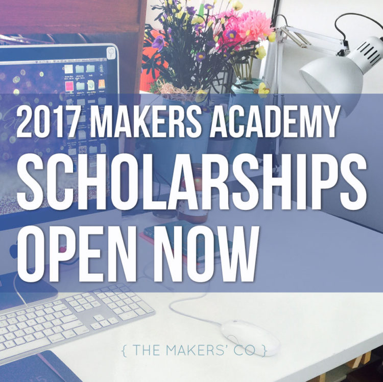 17 scholarships available to kick start your creative career