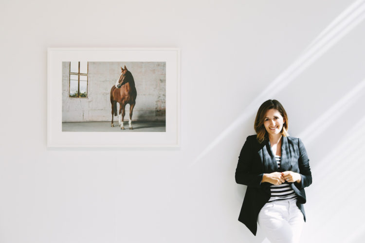 Grace Costa's artistic HORSE series is anything but pet photography