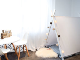 Make your own stylish nursery decor