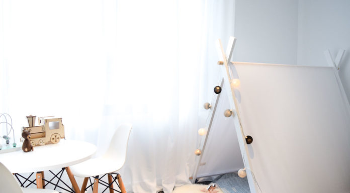 Make your own stylish nursery decor