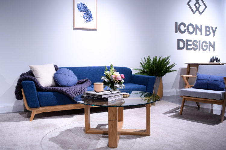 A less is more guide to styling furniture at Icon by Design