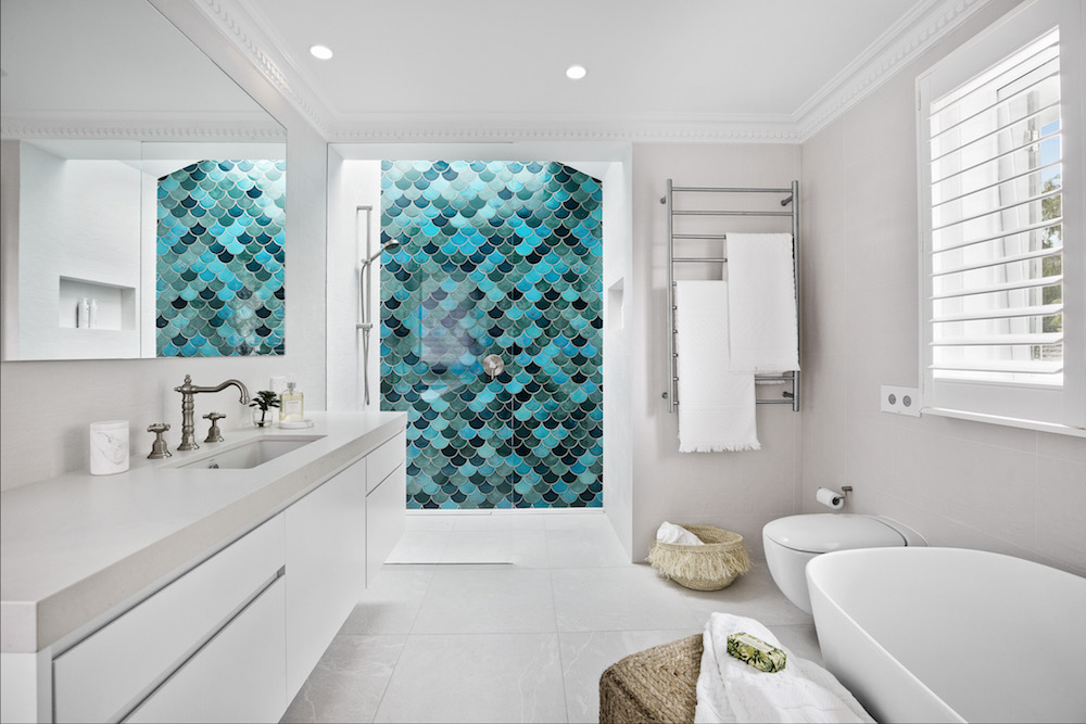 A peek inside lana s newly renovated home and her top for How much does it cost to build an ensuite bathroom
